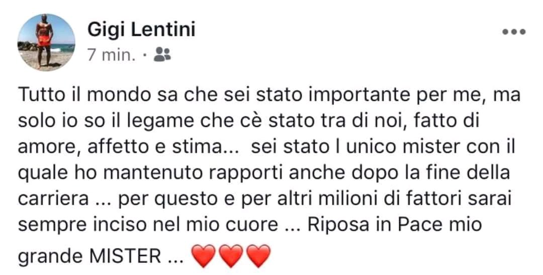 Lentini ricorda Mondonico