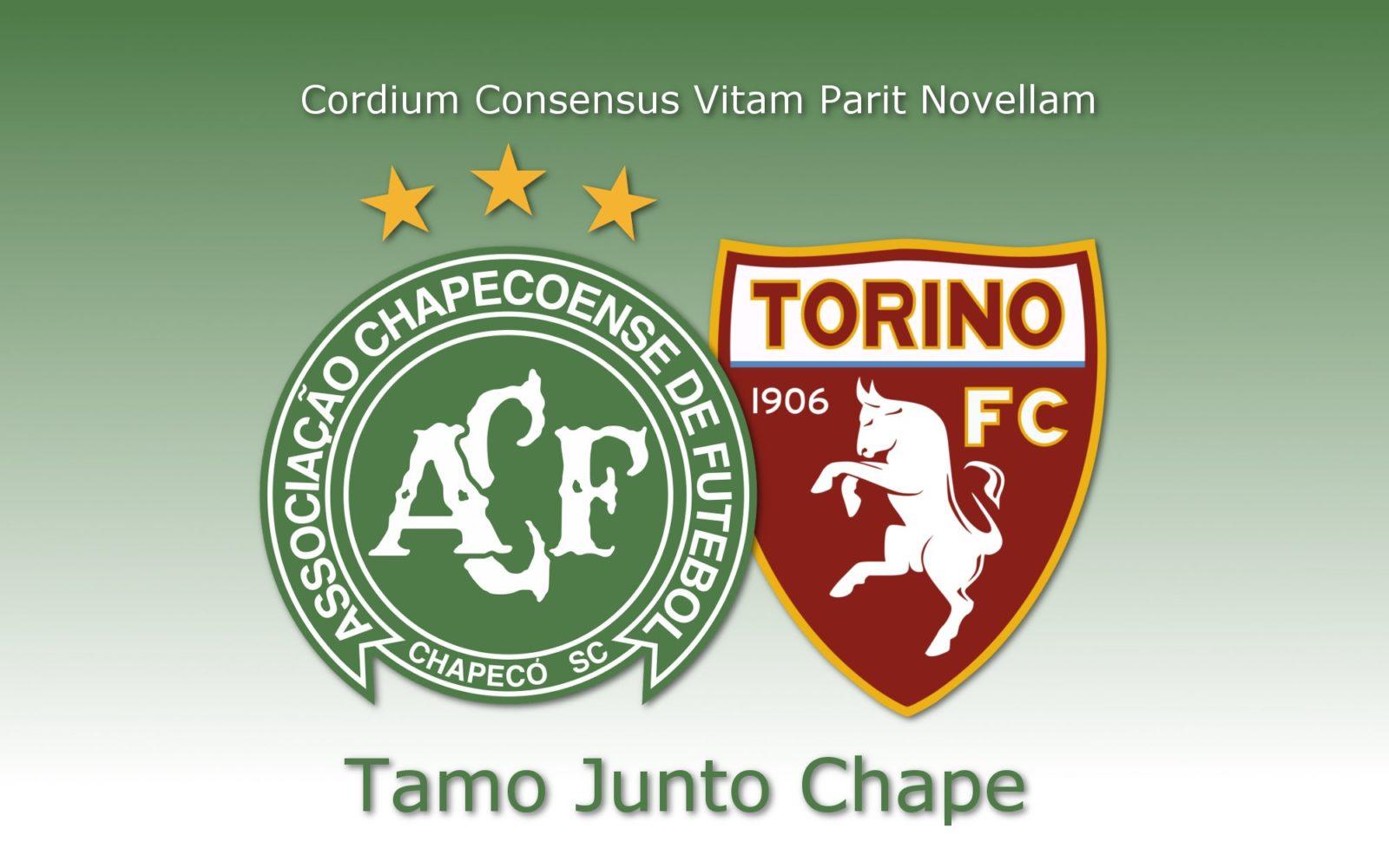 Le tappe della Chapecoense a Torino
