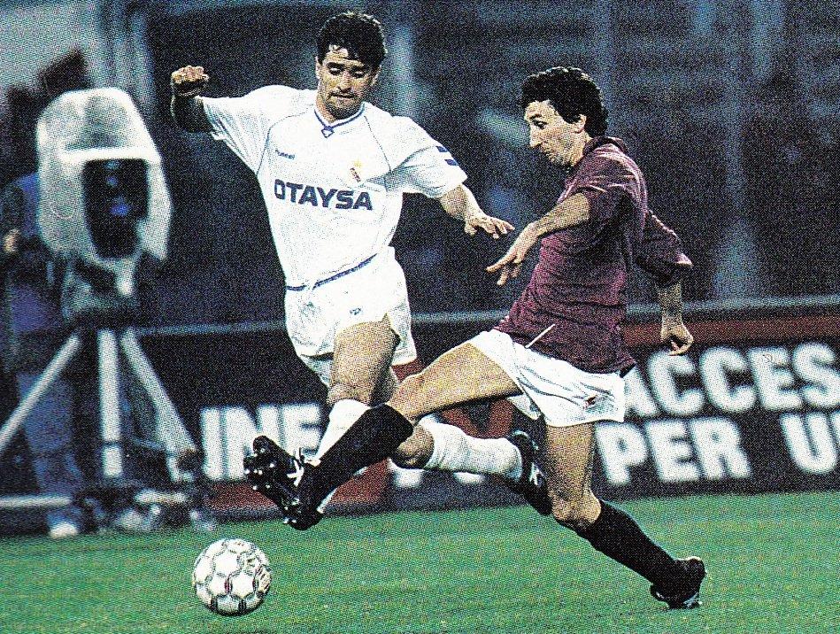Il 31 marzo 1992 il Toro sfida il Real Madrid