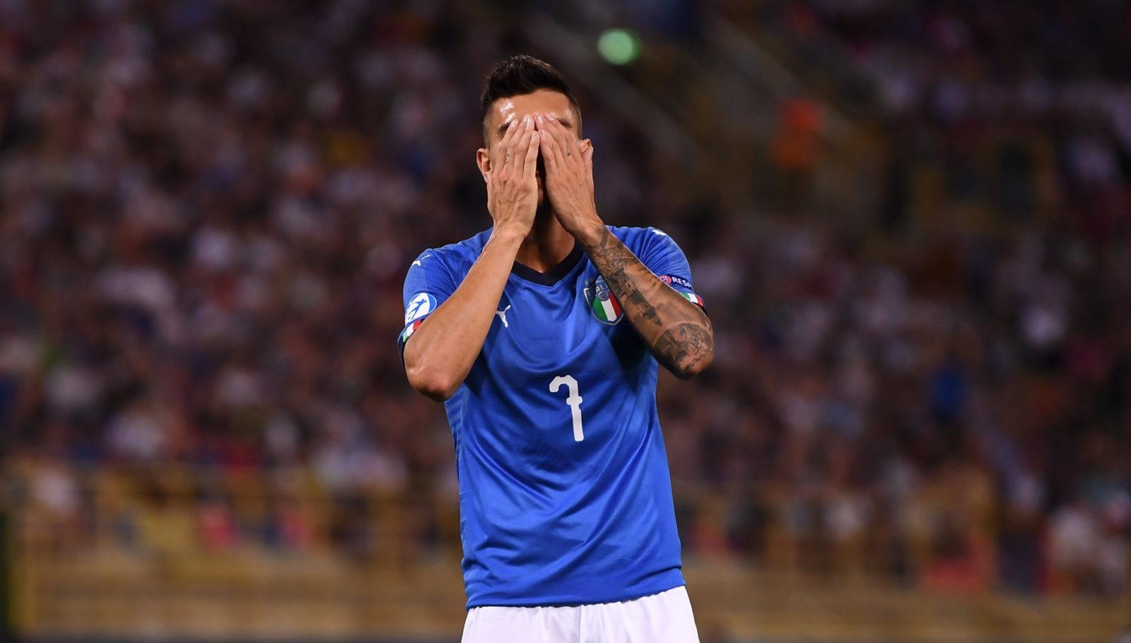 Europeo U21:Italia ko,si complica il cammino
