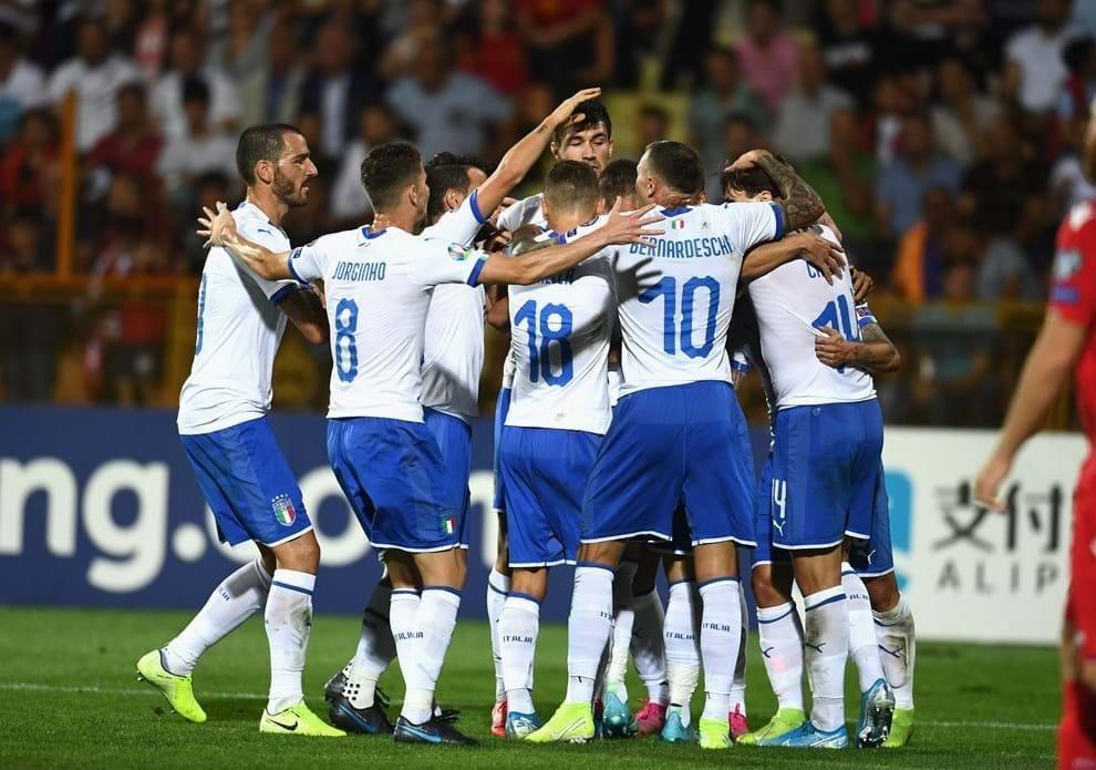 Qualificazioni Europeo: l'Italia passa in Finlandia