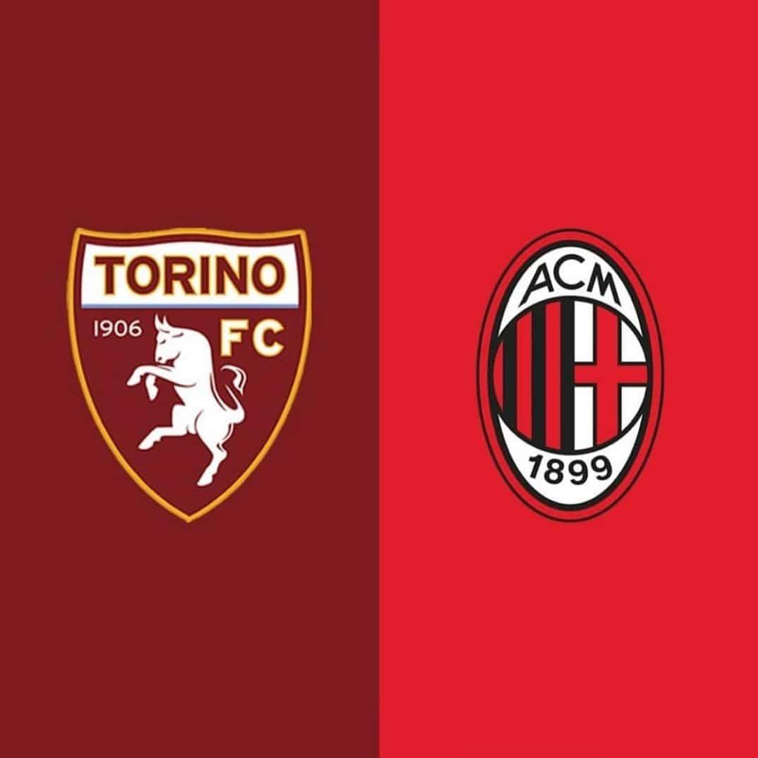Toro-Milan: formazioni ufficiali