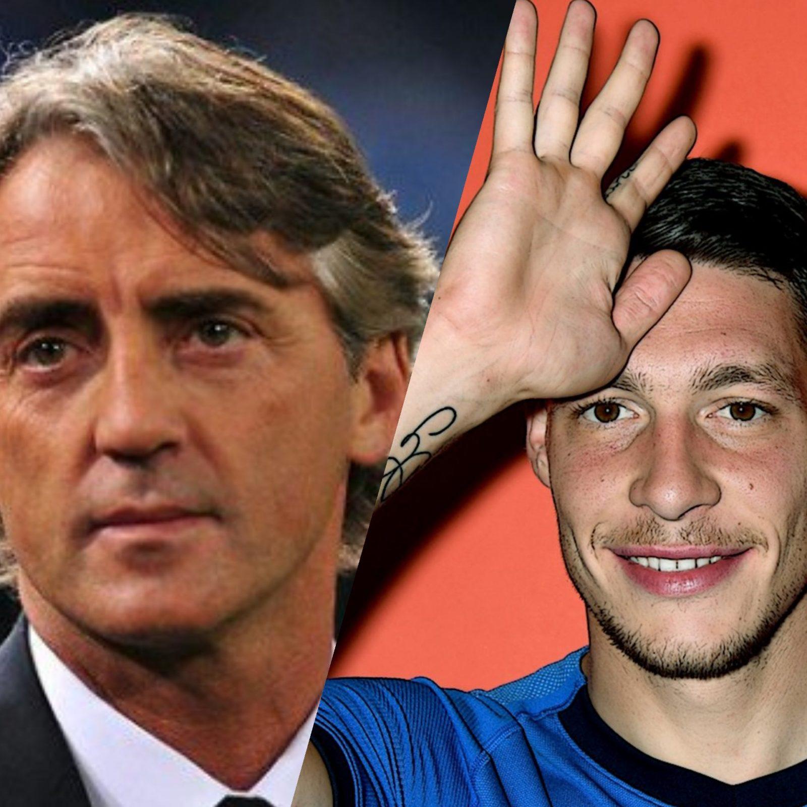 """Belotti inizio di stagione ottimo.Mancini:""""Serve un giocatore come lui"""""""