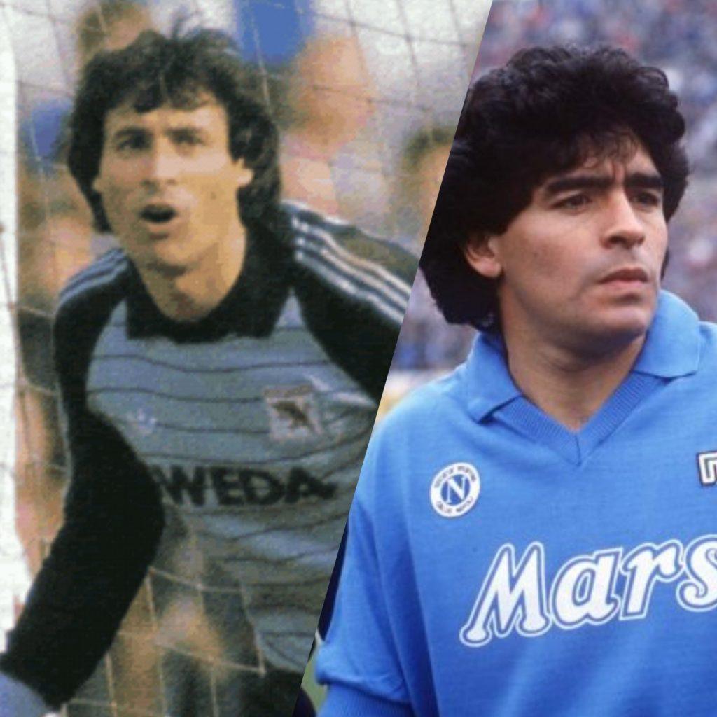 Quel giorno che Maradona si fece parare il rigore