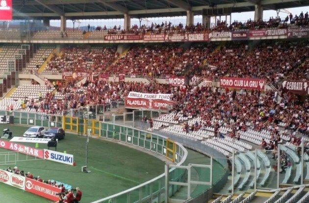Toro-Napoli: emessi 15 daspo nei confronti dei partenopei