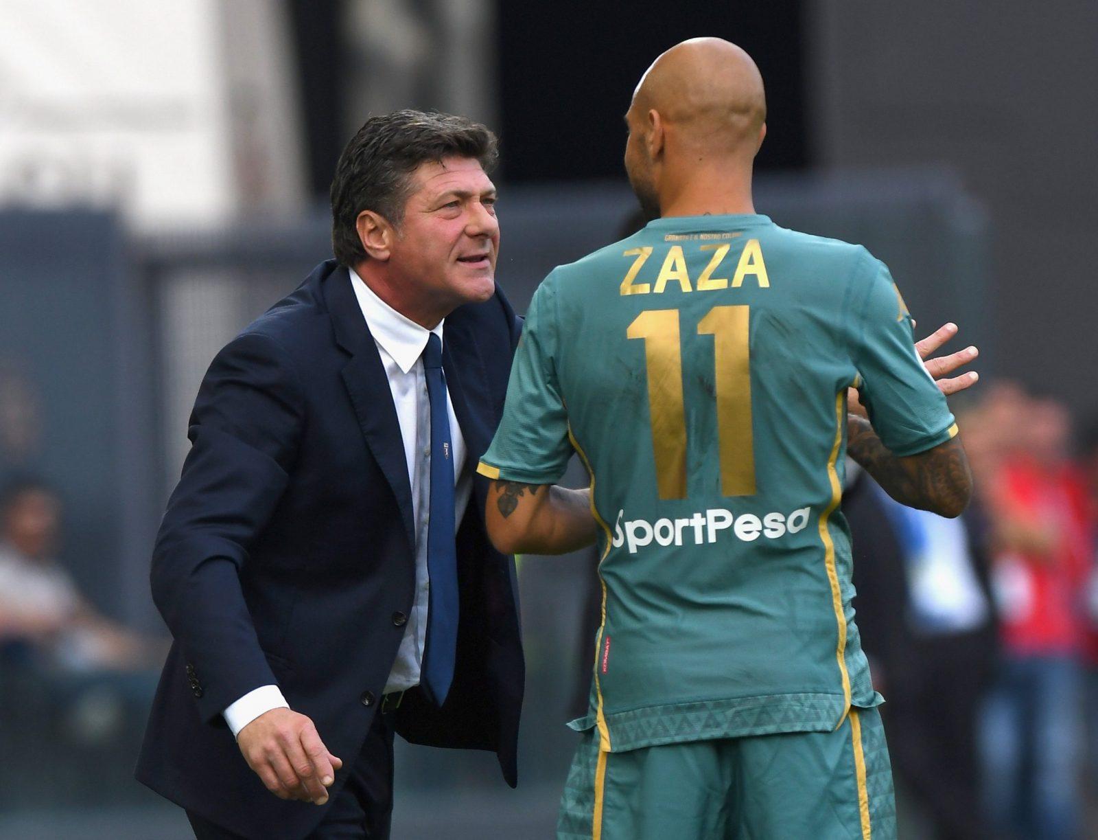 Lite Mazzarri-Zaza,cessione inevitabile
