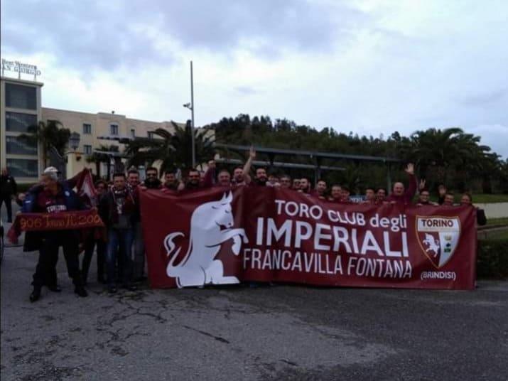 """Club Imperiali:""""Questo Toro non ci rappresenta più!"""""""