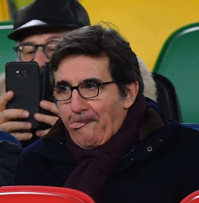"""Il pensiero di un tifoso:""""Mi siedo ad aspettare la fine della tua presidenza"""""""