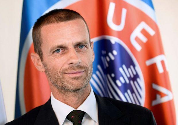 Uefa: fine dei campionati e coppe europee in estate