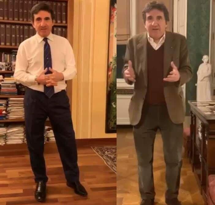 """Il pensiero di un tifoso:""""Excusatio non petita, accusatio manifesta"""""""