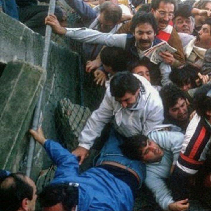 29 maggio 1985: la notte più terribile per il calcio italiano