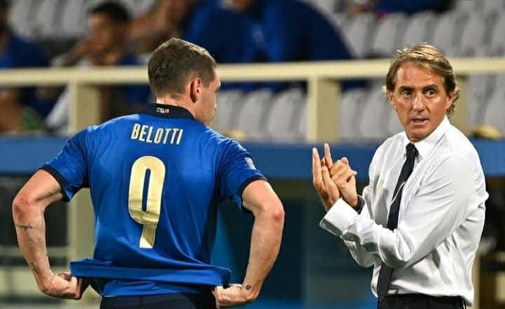 """Belotti:""""Con Mancini ci divertiamo,nessun dualismo con Ciro"""""""