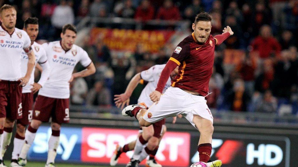 "Totti a sorpresa:""Sinisa mi voleva al Toro"""