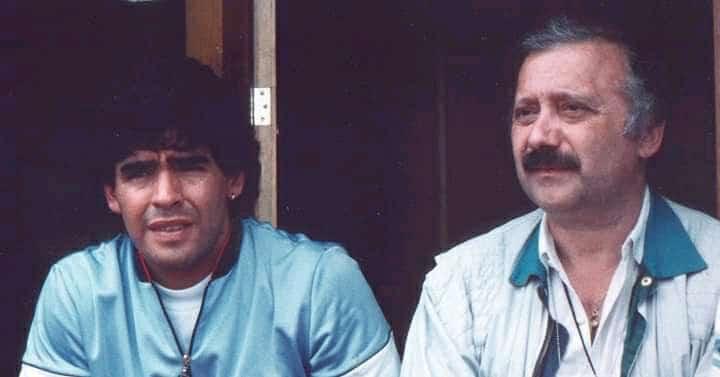 """Gianni Minà duro sui social: """"Maradona criminalizzato, Platini protetto"""""""