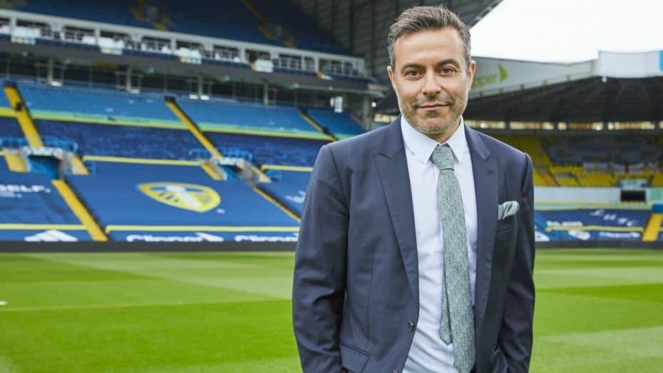 Radrizzani dopo la ricostruzione del Leeds ora punta alla Serie A
