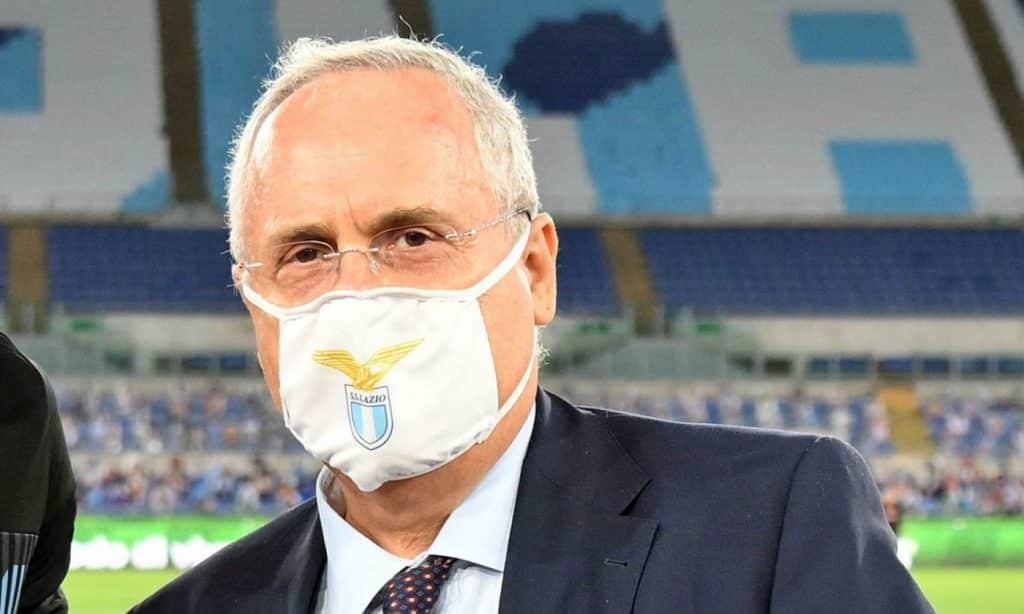 Caso tamponi: Lotito le studie tutte per salvare la Lazio