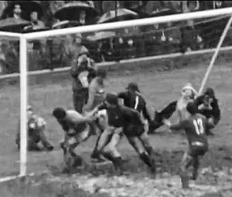 Sampdoria-Toro e quello scudetto rubato