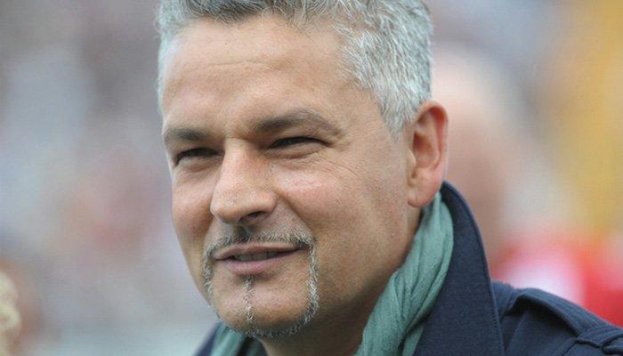 """Roberto Baggio contro alcuni ex  colleghi:""""Non facevano tre palleggi,ora fanno i professori"""""""