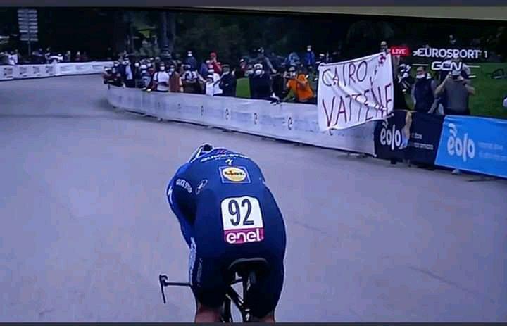Cairo contestato anche al Giro d'Italia