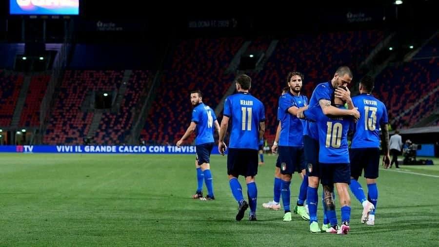 Italia-Spagna: la pagella azzurra
